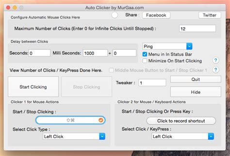 Auto Clicker Mac by Auto Clicker Software