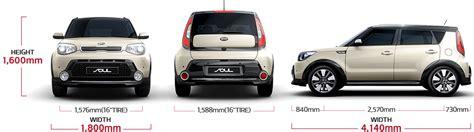 Dimensions Of Kia Soul Soul Specs Suv Mpv Kia Motors Philippines