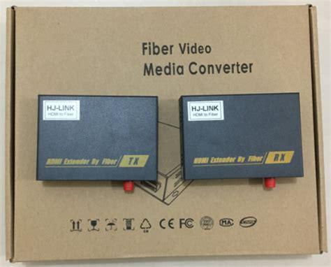 Jual Alat Test Fiber Optic jual converter hdmi to fiber optic harga murah cctv tangerang