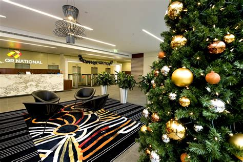 corporate christmas venues vm visual merchandising plus
