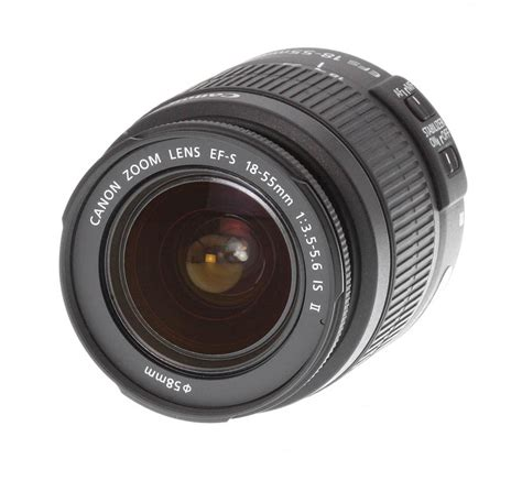 Tutup Lensa Canon 18 55mm canon ef s 18 55mm f 3 5 5 6 is ii review