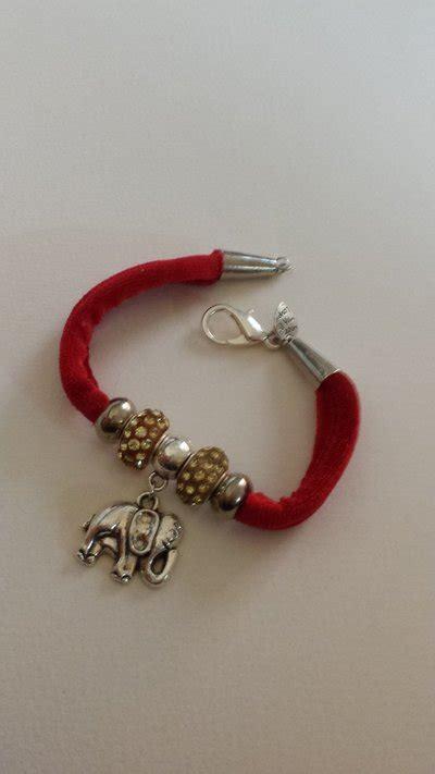 bracciali porta fortuna bracciale con elefante porta fortuna gioielli