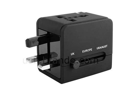 Universal Travel Adapter Bst 631 4 Smart Usb Charging Port 5a universal travel adapter with 2 port usb charger gadgetsin