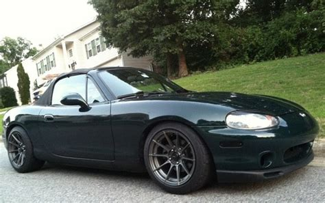 Wheels Mazda Miata miata wheels miata wheel fitment pictures and information