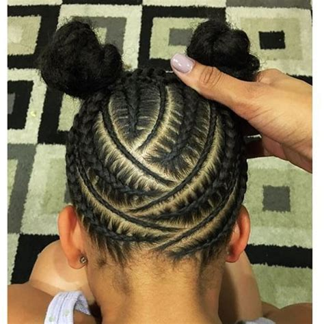 Braided Hairstyles For Black 3 5 by 64 Cool Braided Hairstyles For Black Page 5