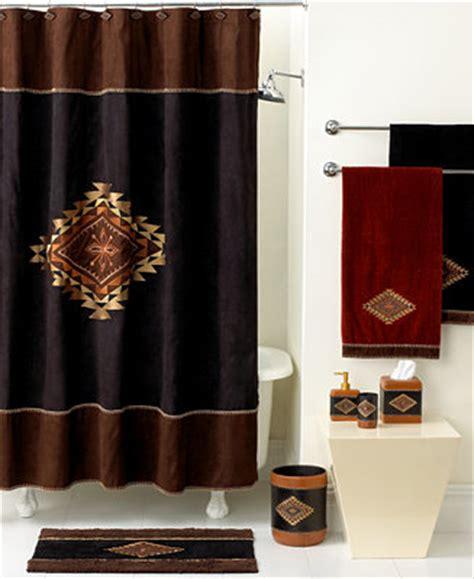 avanti bath accessories mojave shower curtain bathroom