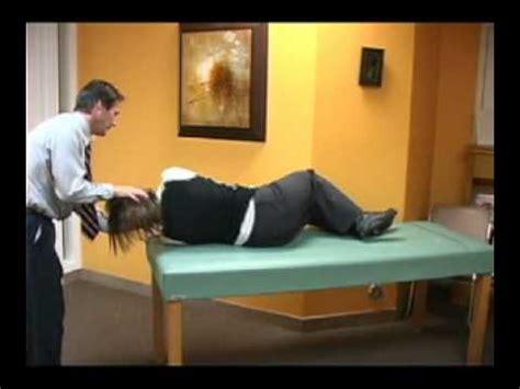 Vertigo Chair Treatment by Bppv Canalith Repositioning Treatment And Brandt Daroff