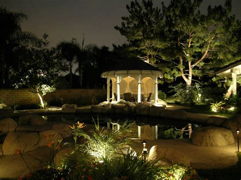 Landscape Lighting Images Alpine Landscape Lighting By Artistic Illumination
