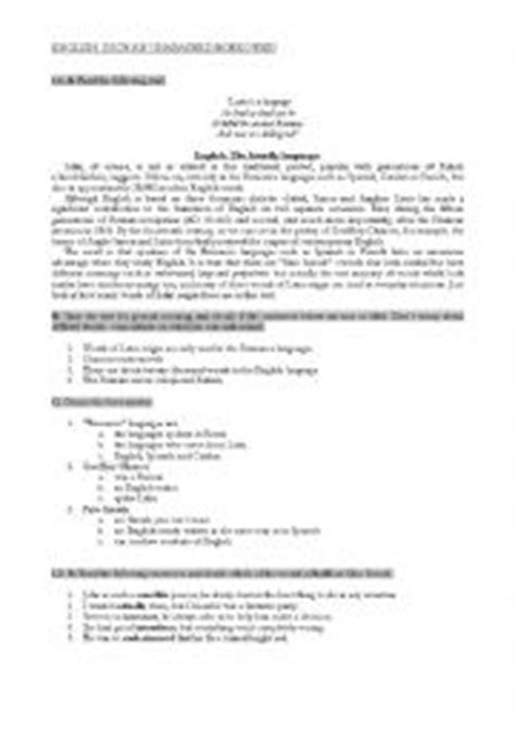 reading comprehension test advanced pdf english reading exercises advanced pdf 3rd grade reading