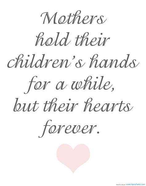 mother day quote mothers love quotes for daughters quotesgram