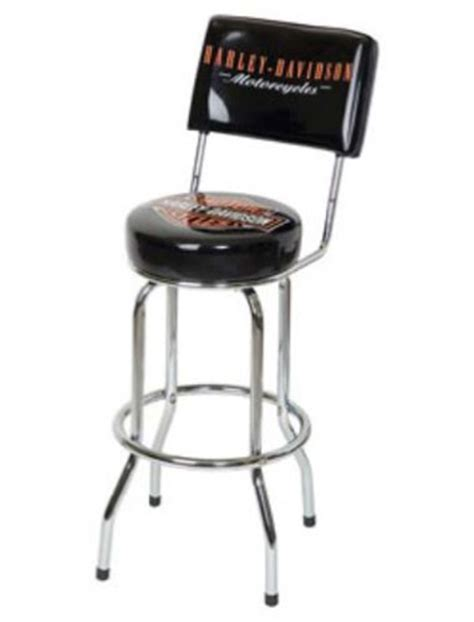 Cheap Bar Stools With Backrest by Harley Davidson Bar Stool With Backrest Cheap Niederros