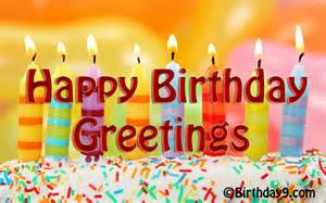 happy birthday greetings birthday9