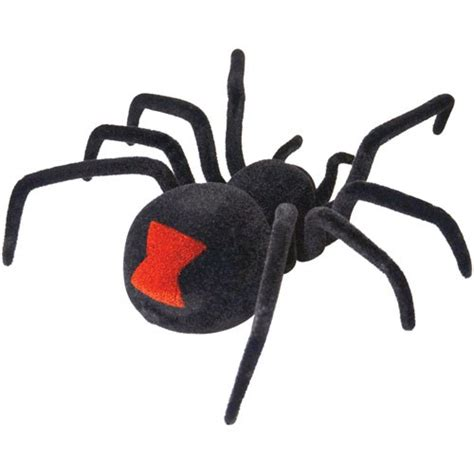 Toys Black rc black widow spider robot educational toys planet