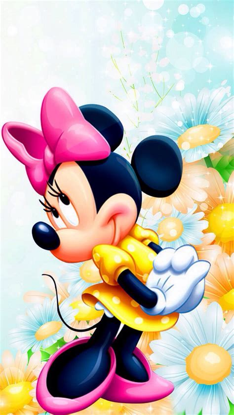 wallpaper mini disney disney minnie mouse cell phone iphone wallpaper