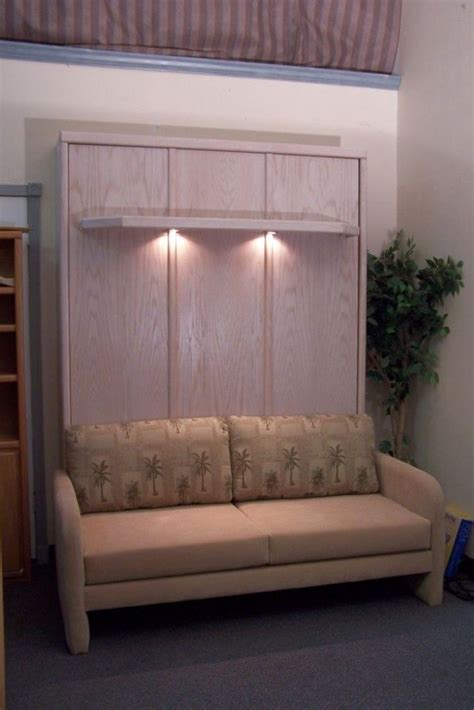 murphy bed with sofa best 20 murphy bed with ideas on murphy