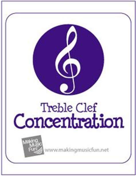 concentration card template school concert event program templates education