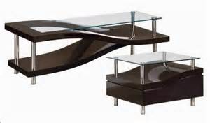one hundred home modern coffee table set
