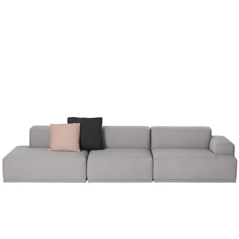 how to connect a sectional couch connect sofa muuto shop