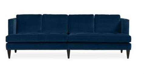 Our Big Blue Sofa by You Saw It Here Design Scouting