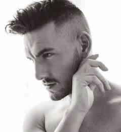 hair cut shavef sides 15 men s shaved hairstyles mens hairstyles 2017