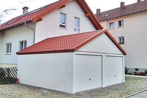 Garage Selber Bauen Kosten by Garage Selber Bauen Informationen F 252 R Ihren Garagenbau