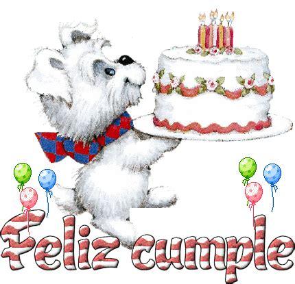 imagenes de feliz cumpleaños con movimiento y musica gifs animados de tartas de cumplea 241 os para felicitar ツ