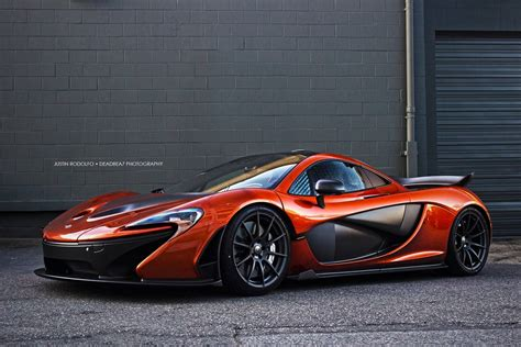 orange mclaren volcano orange mclaren p1 174 in canada gtspirit