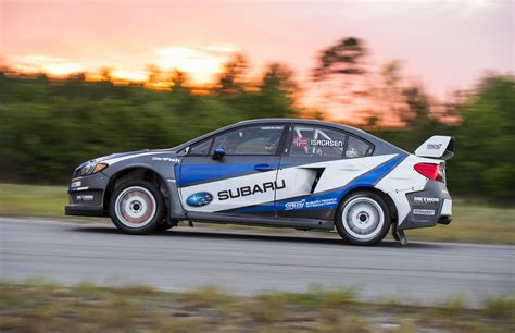 subaru wrc 2016 subaru rally team usa commits to global rallycross
