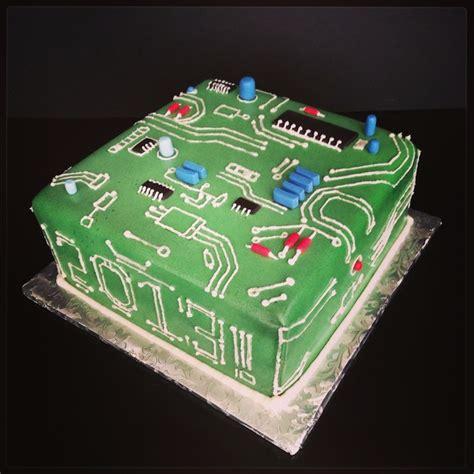 The ultimate geek cake