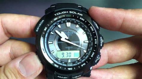 Casio G Shock Prg 270 casio protrek prg 510 1dr solar digi