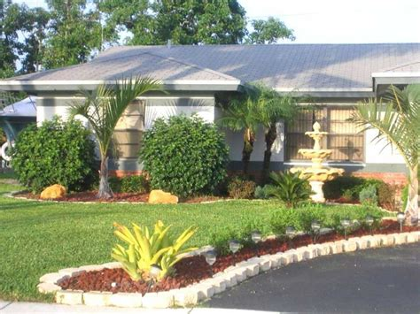 Awesome Front Yard Landscape Design Ideas Small Yard