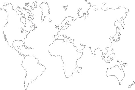 printable world map in sections world outline india centered map world maps free
