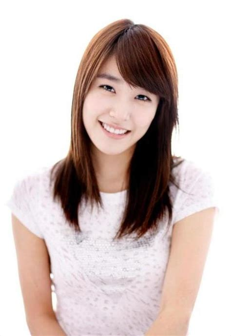 popular south korean hairstyles women 2018 popular korean long haircuts for women