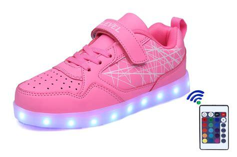 slevel light up shoes slevel 16 colors led light up shoes usb flashing sneakers