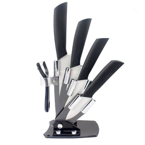 kitchen knives accessories home kitchen dining bar ceramic knife and accessories set