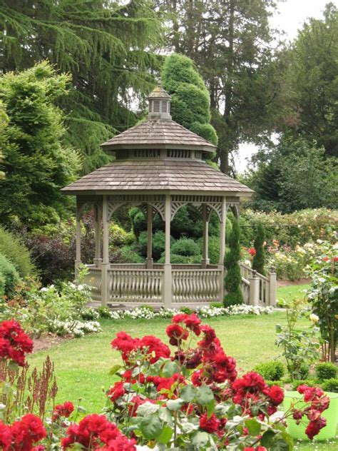 gazebo in garden 32 garden gazebos for creating your garden refuge