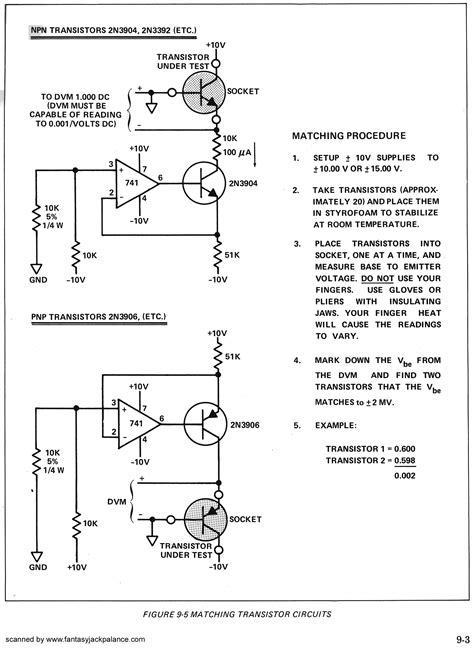 transistor c9012 circuit forum transistoren selektieren aber wie