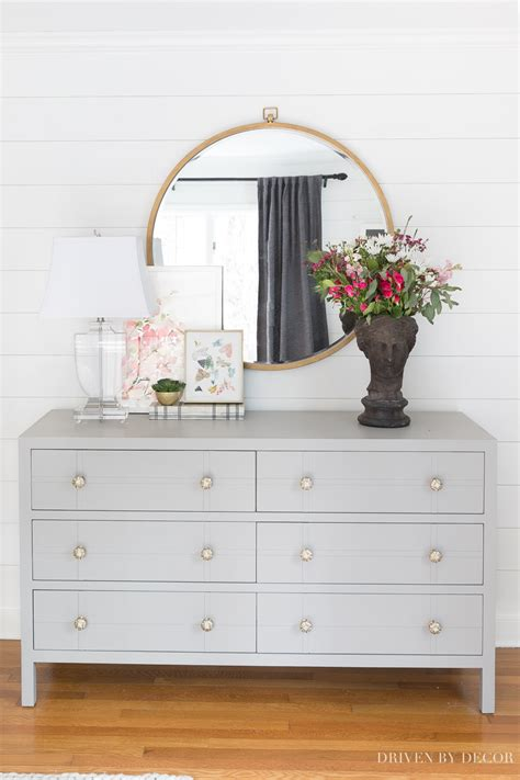 bedroom dressers with mirror ideas for organizing refreshing your bedroom for driven by decor