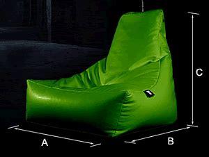 Babyscots Dimension 2 Bag bean bag mighty b outdoor polyester bean bag futon