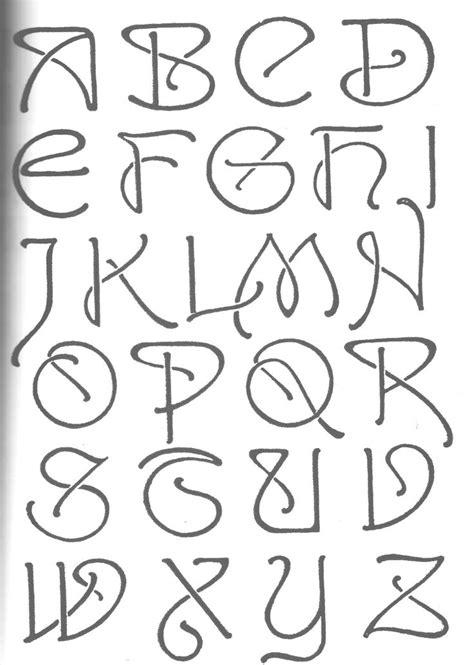 tattoo of alphabet a on hand 115 best fonts and hand lettering images on pinterest