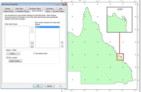 arcgis layout transparent arcgis desktop neatline disappears when resized