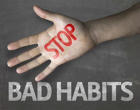 bed habits breaking a bad habit siowfa14 science in our world