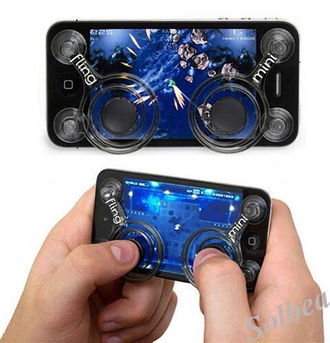 Joystick Mobile Stick Dual Analog Smartphone Gaming Hp Murah buy arcade stick controller new joystick iphone 4 ipad2 ipod touch at newfrog