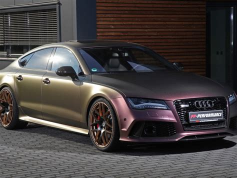 Audi Rs7 Tuning by Audi Rs7 By Pp Performance Tuning Panoramauto