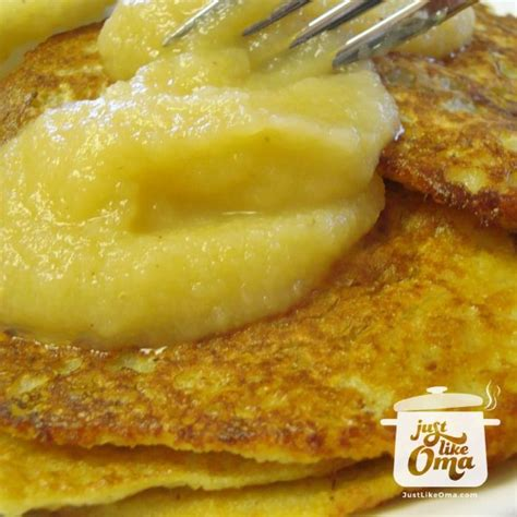 17 best ideas about german potato pancakes on pinterest