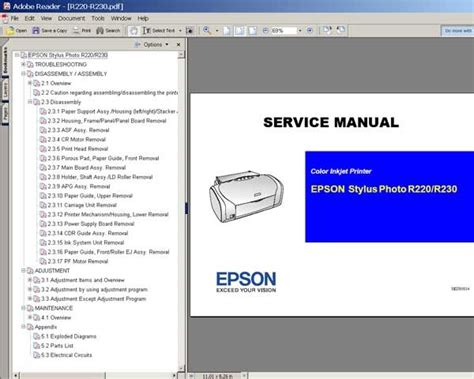 resetter epson r230 for windows 8 printer repair and service tools resetter epson stylus