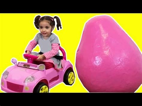 film barbie complet en arabe super giant kinder surprise egg peppa pig and mickey mouse