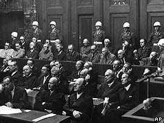 bbc   day   nuremberg trial  nazis begins