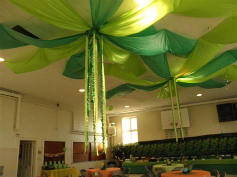 Classroom Ceiling Decorations by Jungle Tree Tops Pixie Hollow For Peterpan