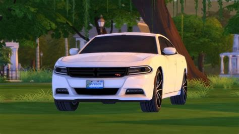 dodge charger rt  understrech imagination sims  updates
